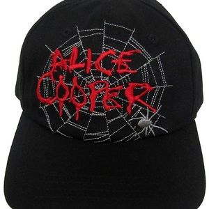 Other - Alice Cooper tour hat